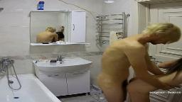 Bono & Isabelle bathroom sex 1 Sep 2021
