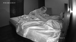Allison Roger bedtime fingerbang and oral sex, Sep 6