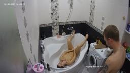 Darcie stifler noon shower and waterbate,Dec 30