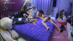 Harley and Freddy, Krista and Andrew, Janis and Caprice crazy orgy CAM3, Oct 1