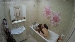 Guests girls bath, Jan 8