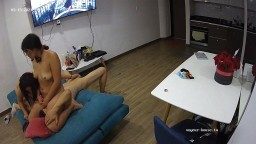 Guests hot evening 4some CAM2, March 15