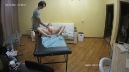 Jules and Bertha naked massage and vibrator bate, March 29