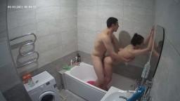 Guests bath and sex, April 3