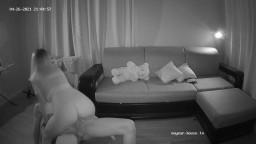 Kamilla Ilyas living room sex CAM2, April 26
