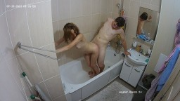 Guests bathroom sex, July 18