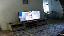 Elliot & Guest Girl living room sex 14 Aug 2021