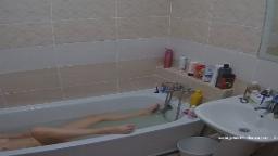 Katia bath and shave, Aug-21-2021